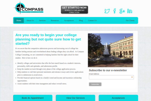 Compass College Consulting